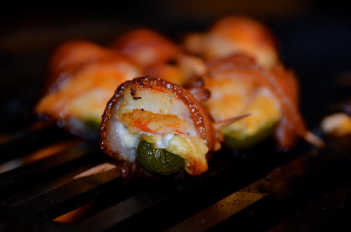 Jalapeño Shrimp Poppers