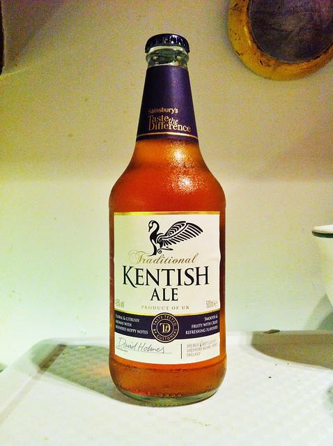 Sainsbury's Traditional Kentish Ale | Flickr - Photo Sharing!