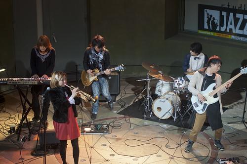 ChihiroYamazaki+ROUTE14band