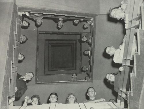 Hillel Society 1958