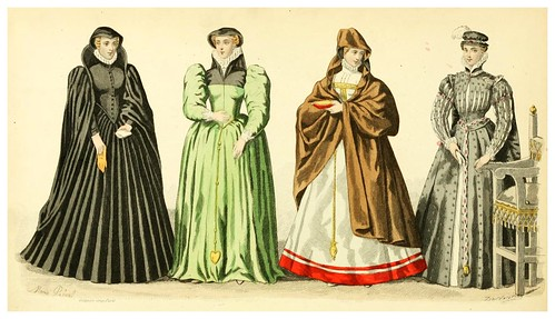 004- The history of fashion in France…1882-Augustin Challamel