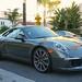 2013 Porsche 911 Carrera S 991 Sport Design Ducktail Glass Roof in Beverly Hills 01