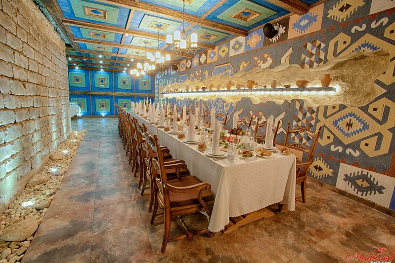 Ресторан «Oraşul Subteran»