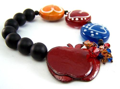Alphabementary Bracelet