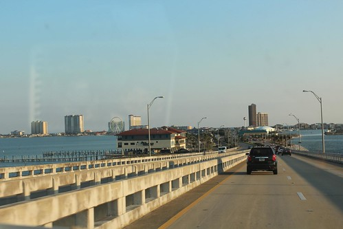 Day 173: Leaving Seaside for Pensacola.