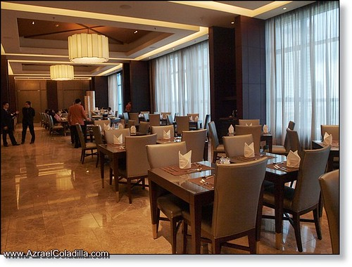 A Happy Lunch Buffet Of Cafe Eight In Crimson Hotel