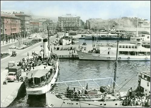 Rijeka 1298 R Brodovi: Podhum Knin Vuk Karadžić