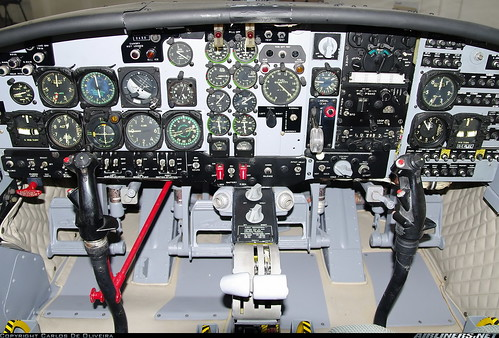 T-37B cockpit