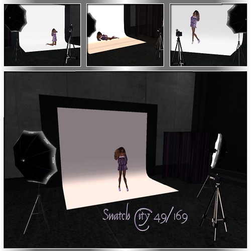 SLU Photospot: studio model