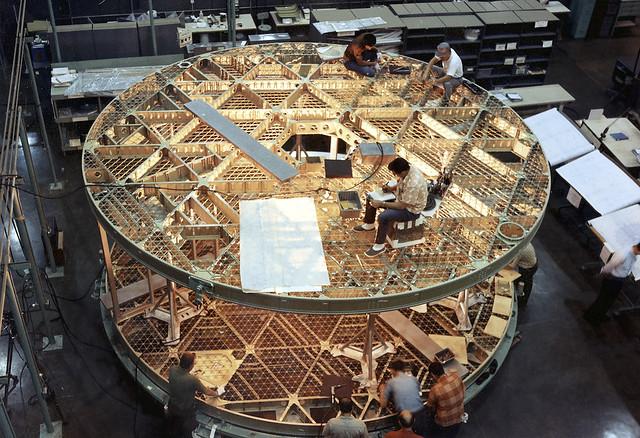 A Rocket Becomes a Space Habitat (NASA Archive, 01/01/70 ...