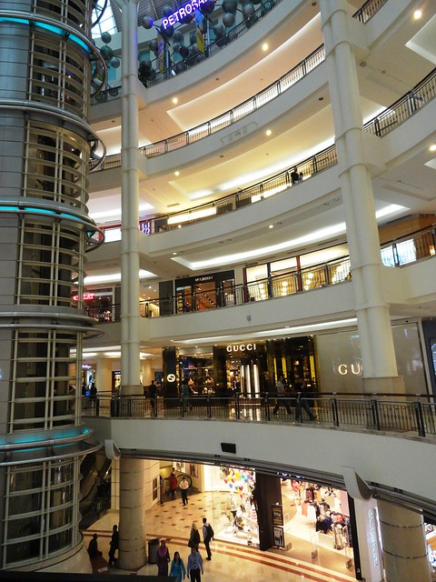 Suria KLCC Shopping Mall, Kuala Lumpur