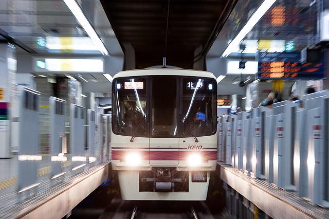 京王電鉄8000系8705F 新LEDROM