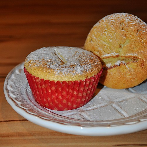 [The Secret Recipe Club] – Irish Tea Cake(s)