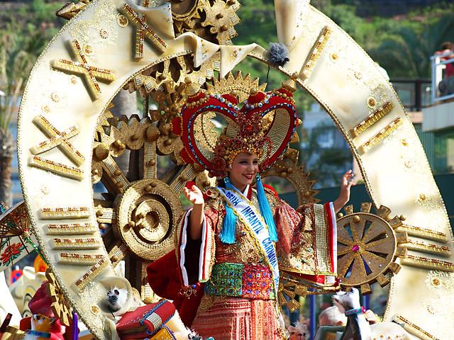 Carnival Closing Parade Puerto de la Cruz