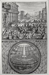 Phillip Medhurst presents Bowyer Bible Gospels print 3497 The slaughter of the innocents Matthew 2:13-18 Kraussen