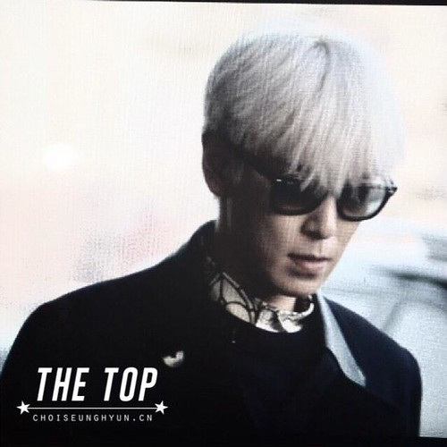 Big Bang - Gimpo Airport - 15jan2015 - TOP - The TOP - 01