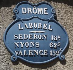 Laborel, Drome
