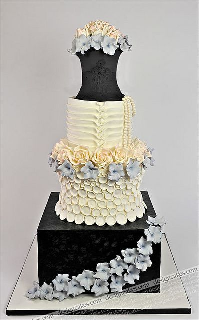 Wedding Cake by Design Cakes