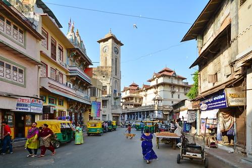 India - Gujarat - Ahmedabad - Streetlife - 70