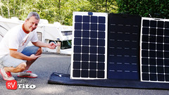 Video - Video - Flexible Solar Panels for RV