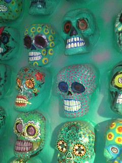 Pared de Calaveras