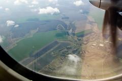 Vol entre Moscou et Voronezh