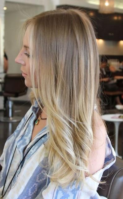long ombre blond hair flickr photo sharing. Black Bedroom Furniture Sets. Home Design Ideas