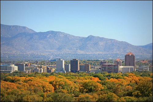 Downtown Albuquerque