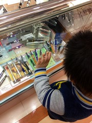 ペンに夢中! (2012/11/4)
