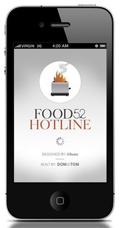 Hotline iPhone App