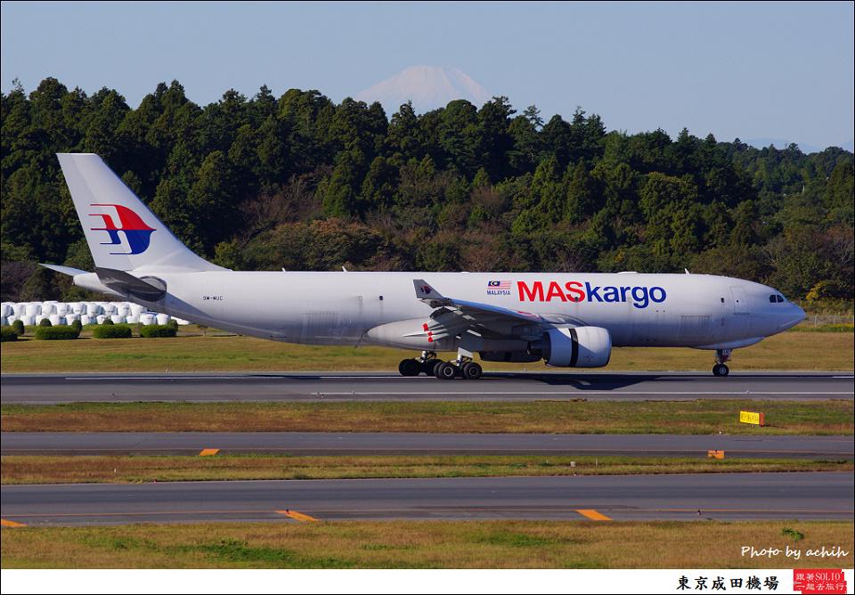 MASkargo / 9M-MUC / Tokyo - Narita International