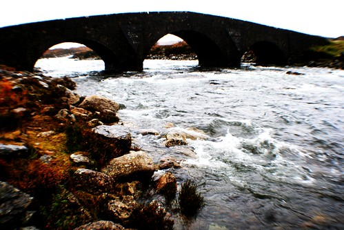 Bridge at Sligachan, Skye