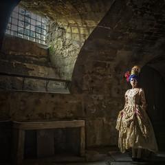 [フリー画像素材] 人物, 女性, ワンピース・ドレス, フランス人 ID:201211152200