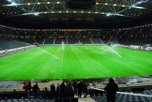 Friends Arena Food And Drinks