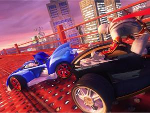 Sonic & All Stars Racing Transformed Wii U Trailer