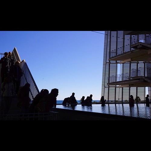 Barcelona Biomedical Research Park #openhousebcn  #Opengram #portesobertes #barcelona #architecture #photographer #photography
