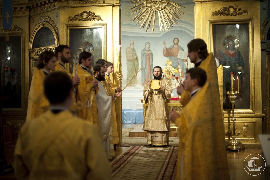 10-11 ноября 2012, Неделя 23-я по Пятидесятнице