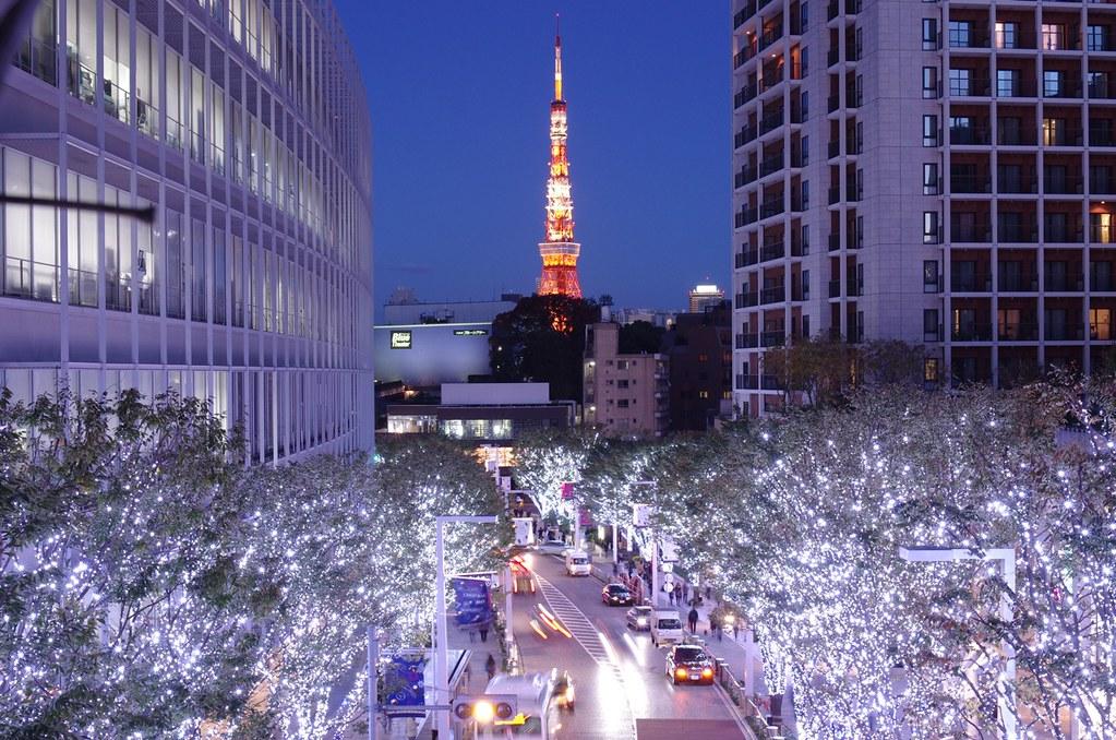 六本木ヒルズ・アーテリジェント・クリスマス2012 Artelligent Christmas 2012 in Roppongi Hills