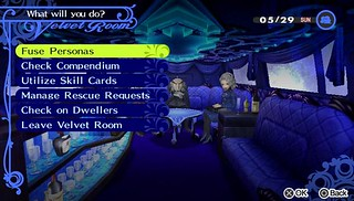 Persona 4 Golden on PS Vita