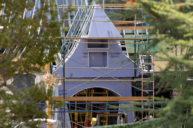 Fantasy Faire Construction