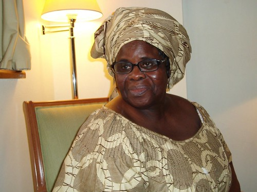 Ghanaian novelist Ama Ata Aidoo. She has gained international acclaim over the years for her storytelling capacity. by Pan-African News Wire File Photos
