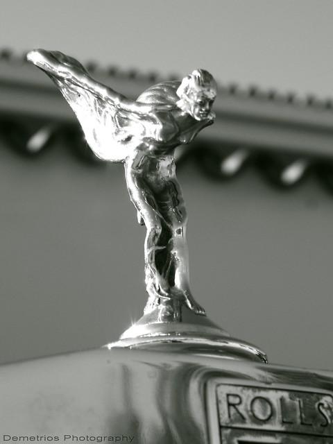 Rolls Royce Angel | Flickr - Photo Sharing!