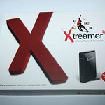Yay I got it, my Xtreamer!