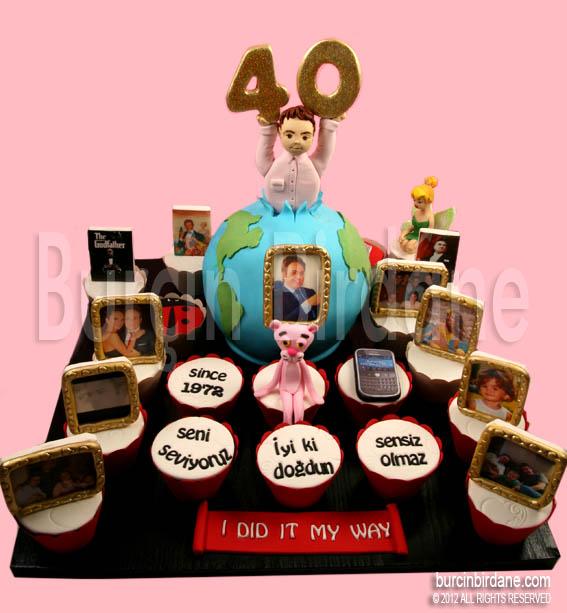 40 yas pasta