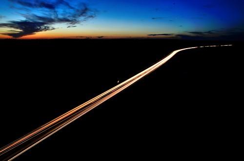 longexposure sunset night nikon novascotia lighttrails halifax d7000 sigma1770mmf2845g