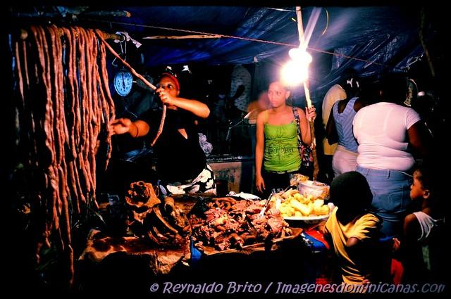 Segunda Feria del Chicharron Villa Mella