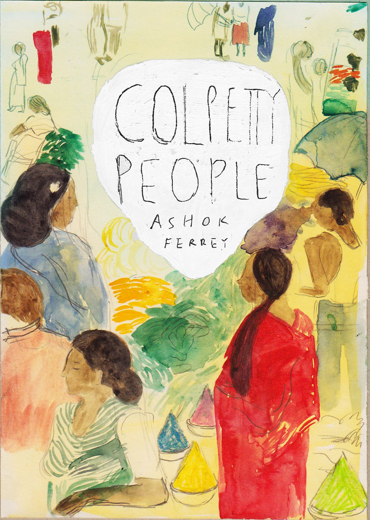 COLPETTY PEOPLE by ASHOK FERREY rough 1