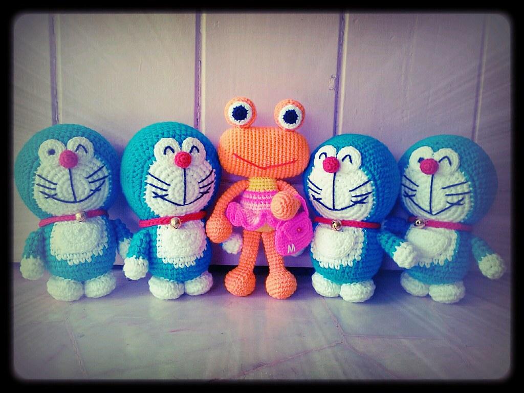 Crochet Doraemon Amigurumi : Myorganiclife's most recent flickr photos picssr