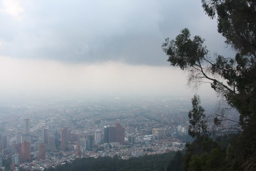 Bogota view