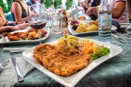 Schnitzel & Wine
